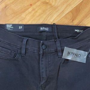 Buffalo David Bitton Black Jeans